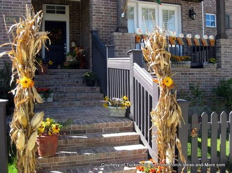 where to buy corn stalks for decorating autumn decorating ideas made easy