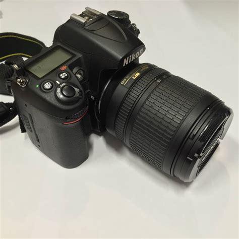 Kamera Nikon D7000 Kit 18 105 d7000 nikon 18 105mm fiyat