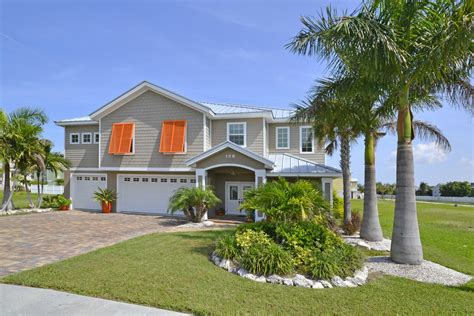 key west style waterfront home for sale in redington
