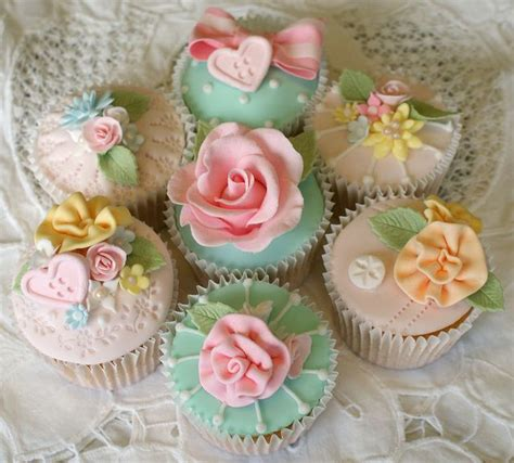 shabby chic victorian cupcakes cupcake creations