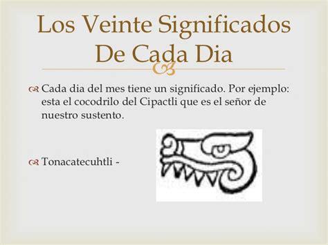 Calendario Azteca Meses Calendario Azteca