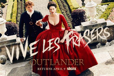 new season 2016 of castle photo outlander season 2 premiere date set see