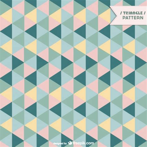 triangle pattern freepik triangle backgrounds free vector free download