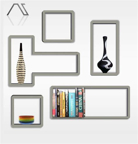Handcrafted Modern Book - custom stainless steel book shelf