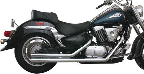 98 Suzuki Intruder 1500 Mac Stakkers Exhaust System Suzuki Intruder 1500 98 04