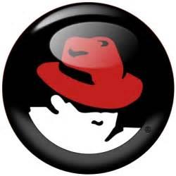 redhat l hat linux logo