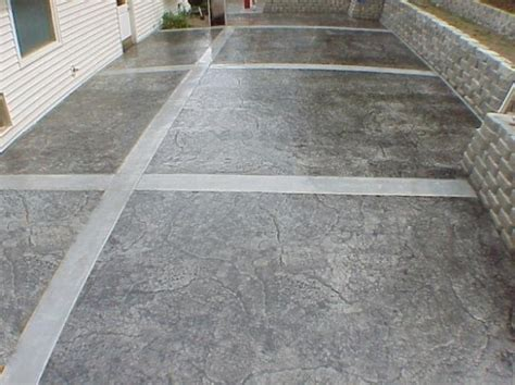 Cement For Patio by Concrete Patio Design Ideas Pictures Photos And Styles