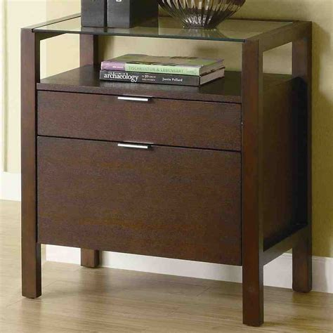 espresso file cabinet home furniture design