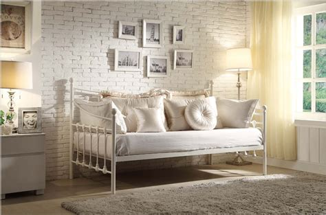 day trundle bed new single day bed 399 with optional trundle wrought iron 699 rent to keep 8 per