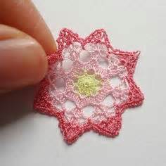 Mini Miniature 186 Yellow 1000 images about miniature crochet on