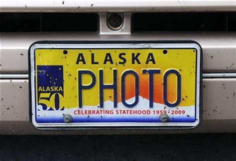 alaska dmv panel censors vanity license plates alaska