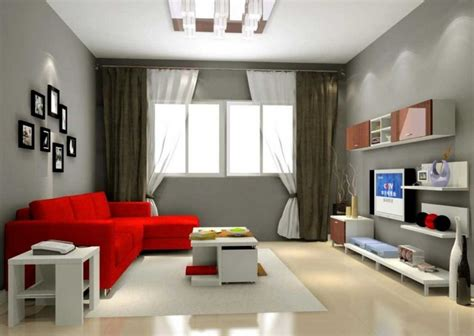 Small Living Room Color Ideas Cool Gray Living Room Color Ideas With Modern Sofa Design And Small White Coffee Table Also