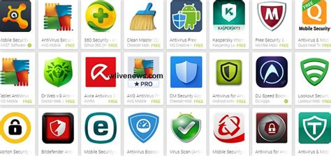 Software Anti Virus best anti virus apps to for android phones dailys