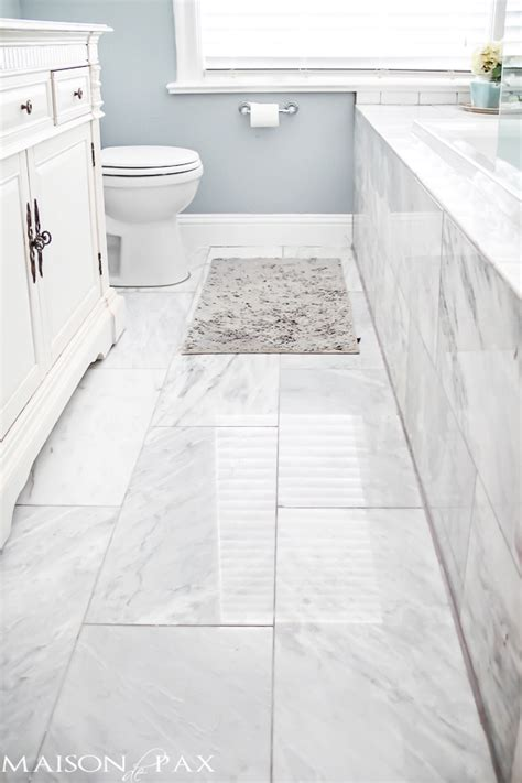 tile floor for small bathroom bathroom renovations budget tips