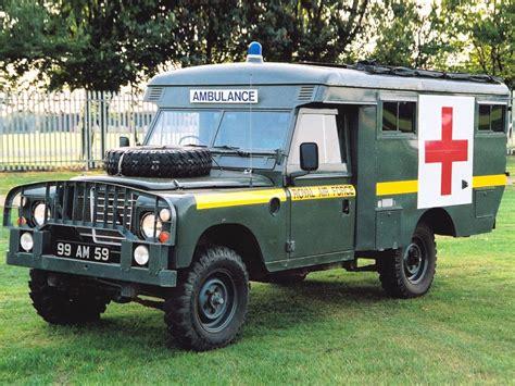 Ambulance Series land rover series iii 109 ambulance truck fv18067 1971