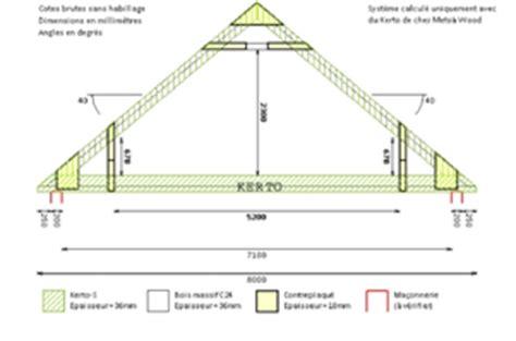 Hauteur Sous Plafond Minimale by Am 233 Nagement Des Combles De A 224 Z Alpha Combles