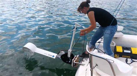 sailboat generator save marine h240 hydrogenerator a practical system