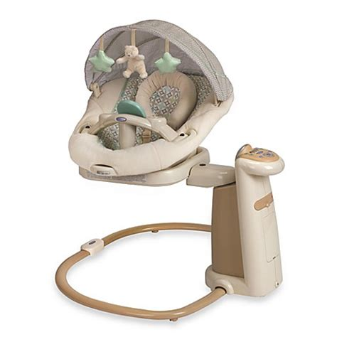 sweetpeace graco swing graco 174 sweetpeace soothing swing in astoria buybuy baby