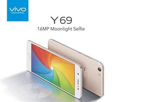 Vivo Y69 3 16 vivo y69 with 16 megapixel front launched