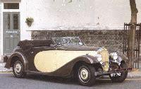 how many bugattis are in the us 1935 bugatti type 57