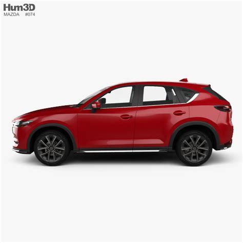 mazda hq mazda cx 5 ke with hq interior 2017 3d model hum3d