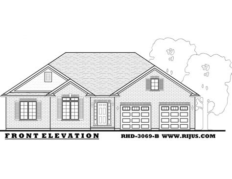 raised bungalow house plans ontario clinic raised house