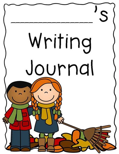 printable reading journal cover 17 best images about teach me to read and write a pre k