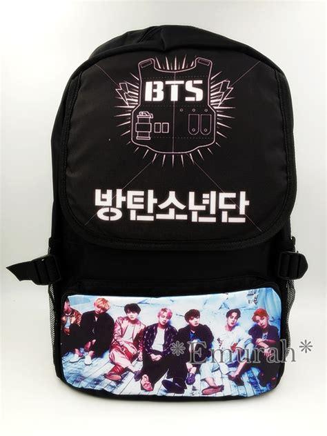 Backpack Anello Kpop Ikon kpop bts backpack c end 9 9 2020 12 10 am