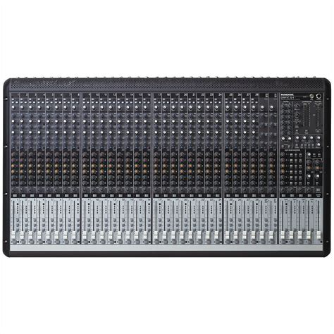 mackie console mackie onyx 32 4 analog mixing console at gear4music