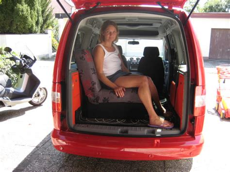 vw bett vw caddy maxi cer car interior design
