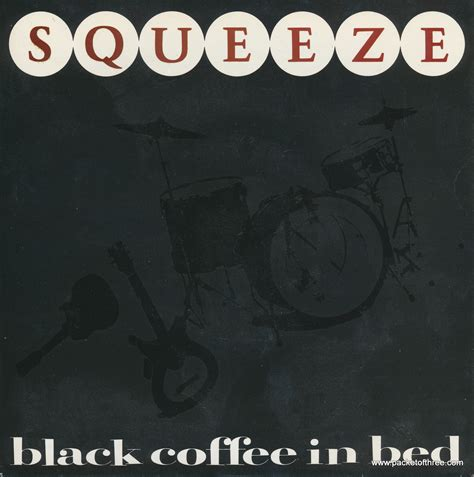 black coffee in bed uk 7 promotional dj copy