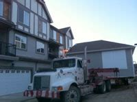 calgary house movers warkentin building movers in alberta serving the edmonton area red deer and