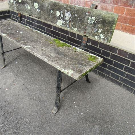 old garden benches for sale antiques atlas antique weathered garden bench seat