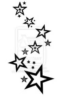 Bathroom Stencil Ideas Black Star Outline Tattoo Galleryhip Com The Hippest