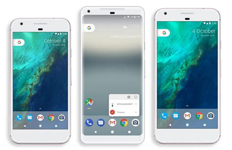 Google Might Change the Pixel 2 XL Design to a Bezel Less
