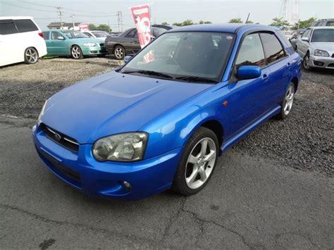 Subaru Impreza Wagon For Sale by Subaru Impreza Wagon 20s 2003 Used For Sale