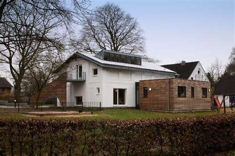 moderne anbauten anbau mit neuer terrasse umbau - Anbauten An Alte Häuser