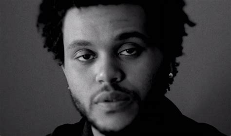 the weeknd s hair the weeknd s meteoric rise continues with starboy