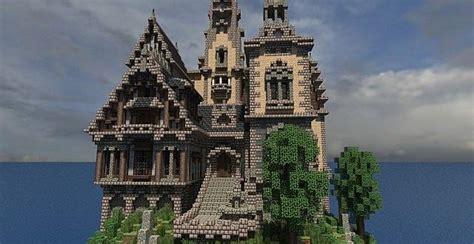 big minecraft house designs hustin manor minecraft house design
