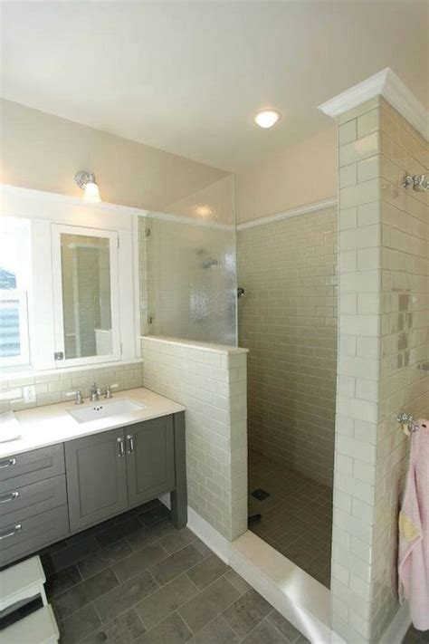 beige subway tile bathroom pin by meg olivieri on country home pinterest