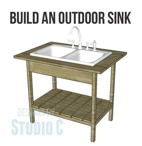 outdoor kitchen sinks ideas best 20 outdoor sinks ideas on outdoor