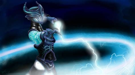 wallpaper background dota 2 razor razor the lightning revenant dota 2 wallpapers