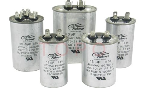 ac capacitors air conditioner capacitor capacitor products topo co limilted