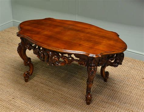 Antique Coffee Table Decorative Mahogany Antique Coffee Table Antiques World