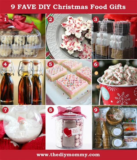 Handmade Food Gifts - a handmade diy food gifts the diy