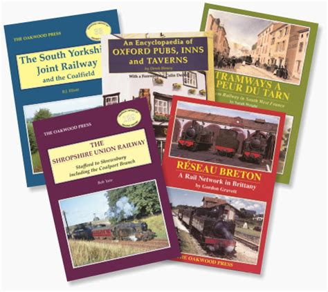 oakwood books stenlake publishing uk based book publishers