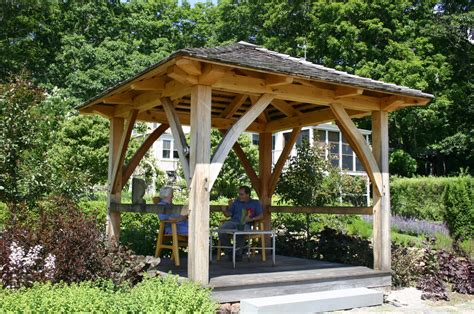 Hip Roof Gazebo Gallery Of Gazebos And Pavilions