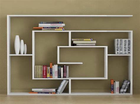 simple creative bookshelf design idea plushemisphere