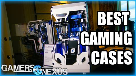 best computer cases 2014 the best gaming pc cases of 2016 ces up