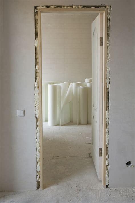 Installing An Interior Wall by How To Install A Door In An Interior Wall Constru Gu 237 A